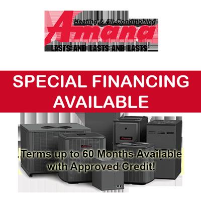 Special HVAC Financing Myrtle Beach