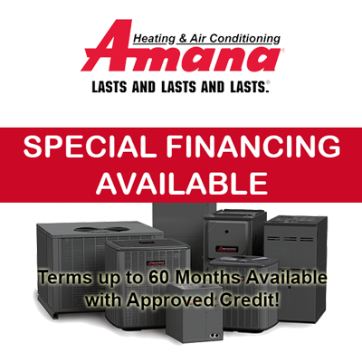 Special HVAC Financing Myrtle Beach