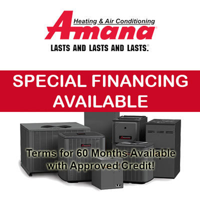 Special Financing on HVAC Myrtle Beach - Find out more!